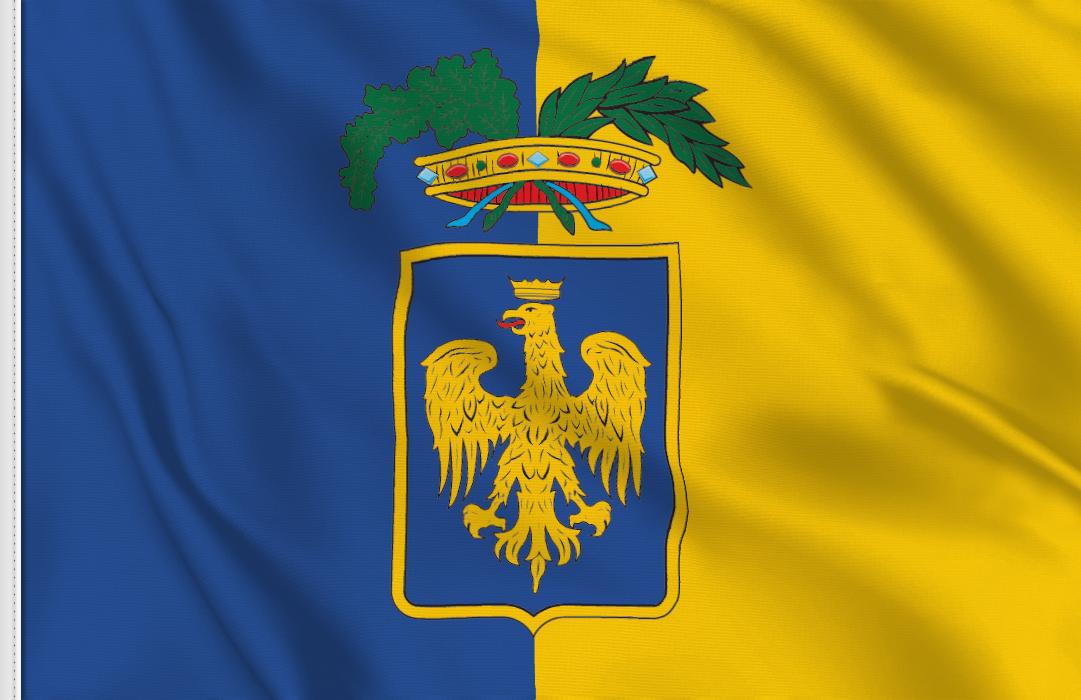 fahne Udine-Provinz, flagge der Provinz Udine