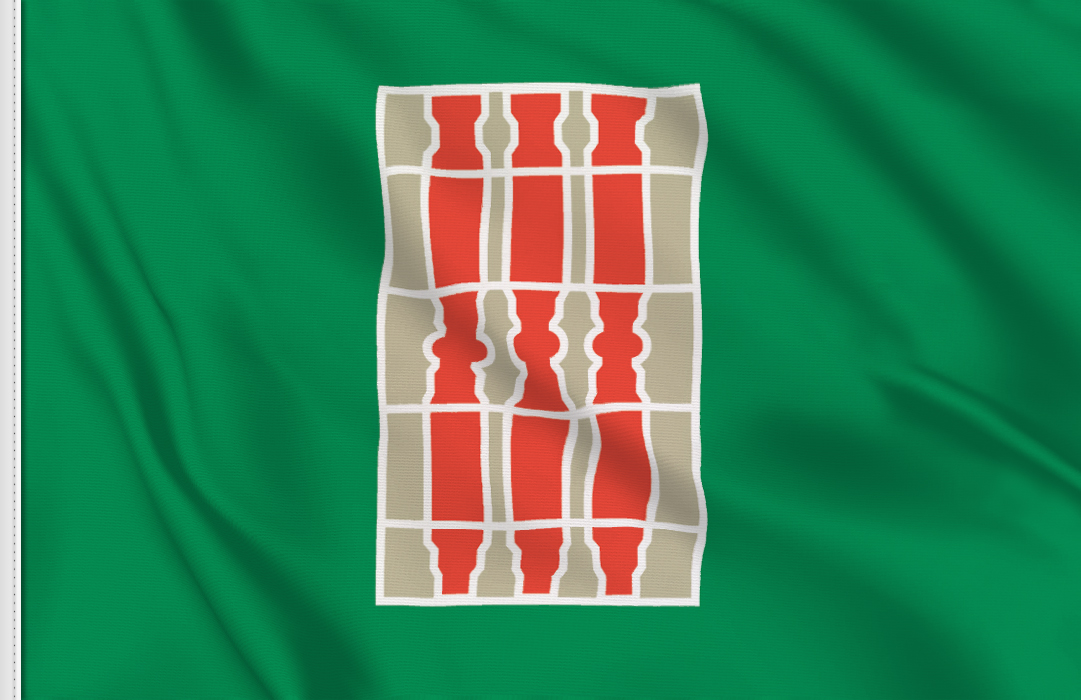 flag sticker of Umbria
