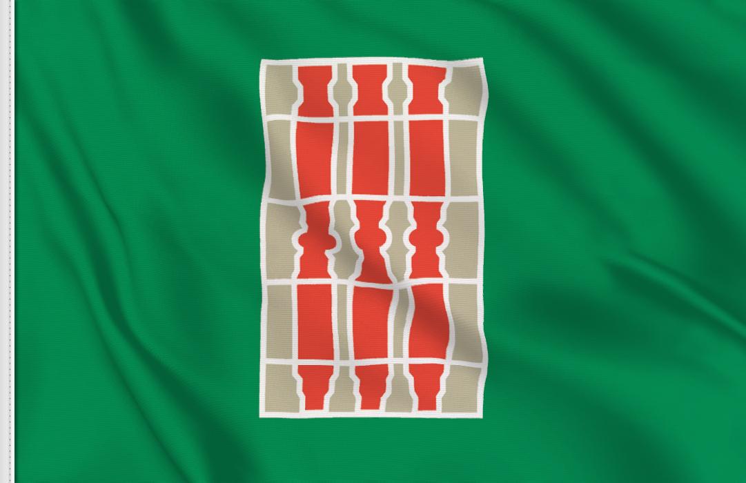 fahne Umbrien, flagge von Umbrien
