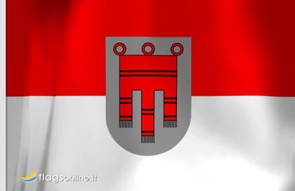 fahne Vorarlberg, flagge von Vorarlberg