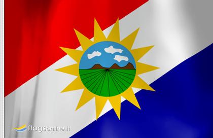 fahne Bundesstaat Yaracuy, flagge von Yaracuy