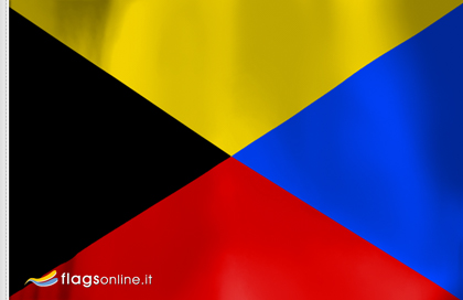 fahne Buchstabe Z, flagge Zulu