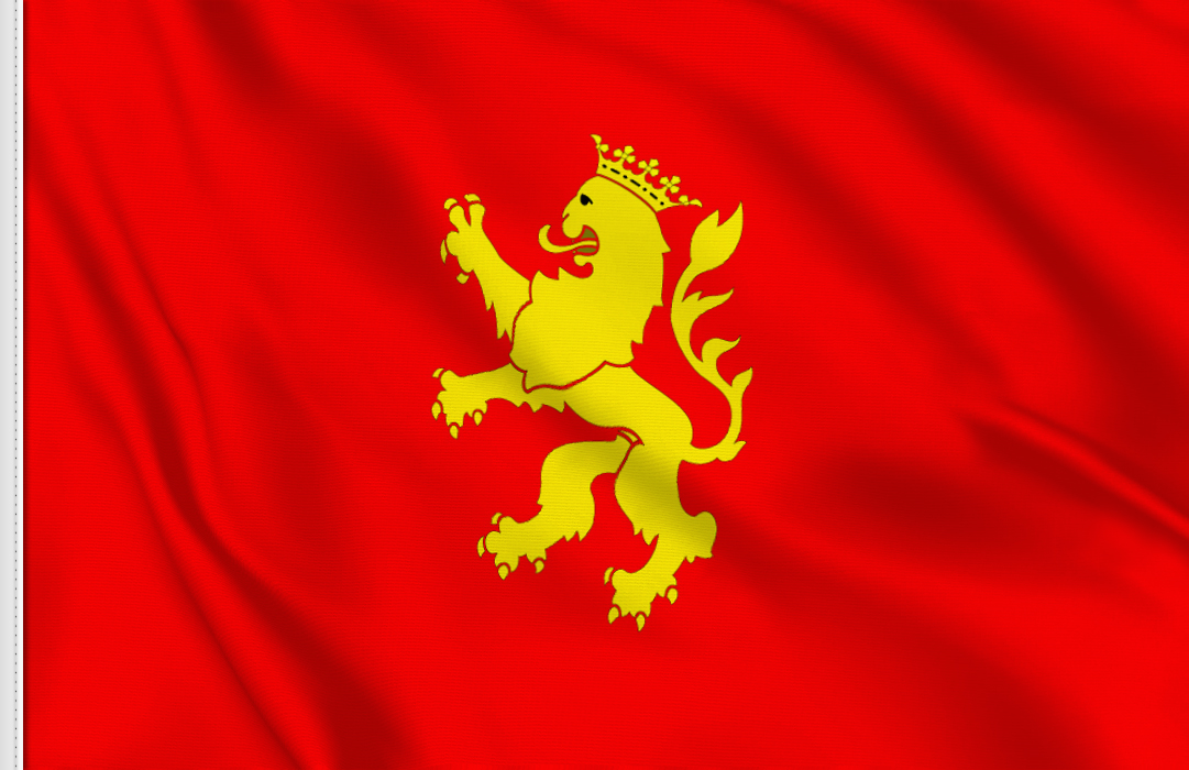 fahne Saragossa, flagge von Saragossa