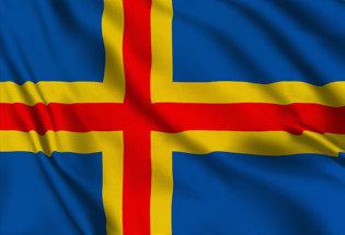 Flag Aland