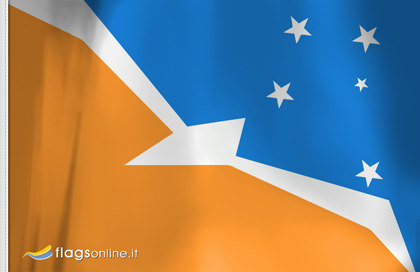Bandera Tierra del Fuego