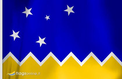 Flag Chilean Antarctic Territory