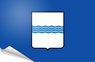 Adhesive flag Basilicata