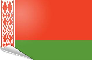 Pegatinas adesivas Bielorrusia
