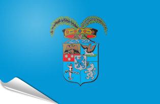 Adhesive flag Brescia Province