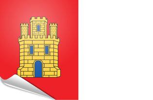 Pegatinas adesivas Castilla Mancha