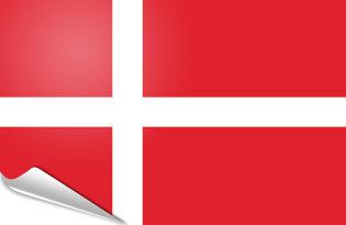Pegatinas adesivas Dinamarca