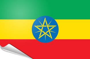 Pegatinas adesivas Etiopia