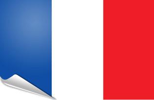Pegatinas adesivas Francia