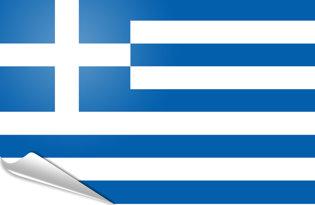Pegatinas adesivas Grecia