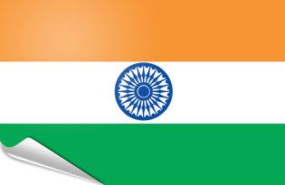 Pegatinas adesivas India