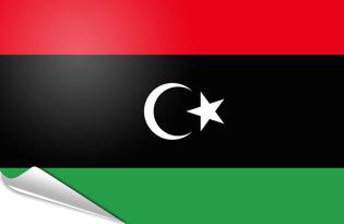 Pegatinas adesivas Libia