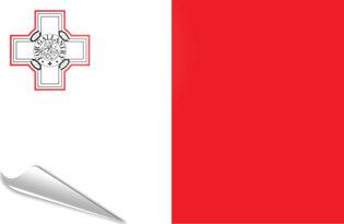 Pegatinas adesivas Malta