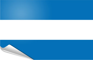 Pegatinas adesivas Nicaragua