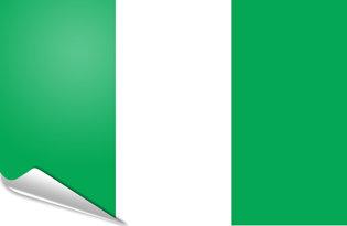 Pegatinas adesivas Nigeria