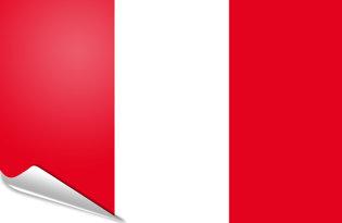 Pegatinas adesivas Peru