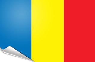 Pegatinas adesivas Rumania