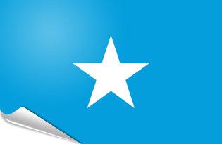 Pegatinas adesivas Somalia