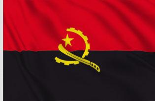 Flag Angola