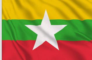 Flag Myanmar