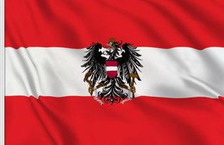 Bandera Austria de estado