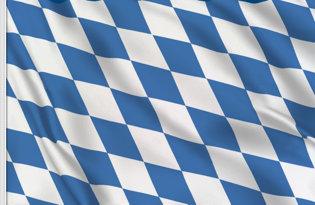 Flag Bavaria-Bayern