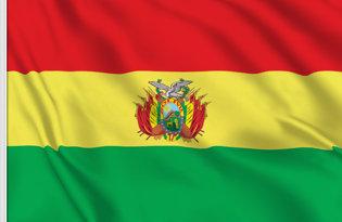 Bandera Bolivia estatal