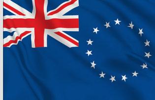 Bandera Islas Cook