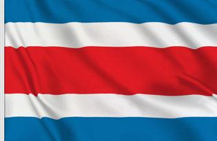 Flag Costa Rica