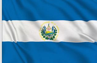 Bandera El Salvador de Estado