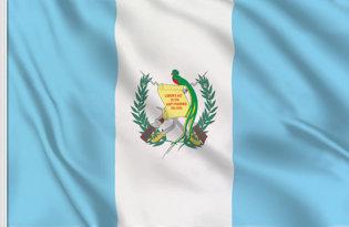 Flag Guatemala State