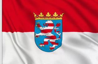 Flag Hesse-Hessen