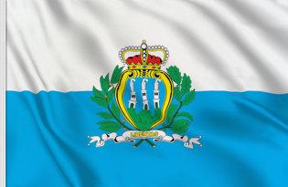 Bandera San Marino estado