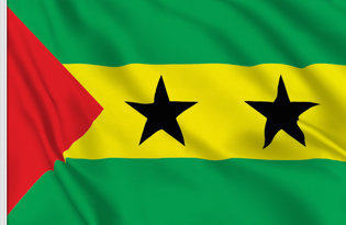 Flag Sao Tome
