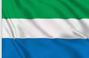 Flag Sierra Leone