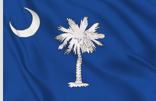 Flag South-Carolina