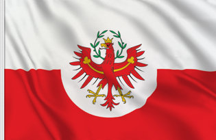 Flag South-Tirol
