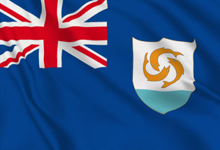 Flag Anguilla