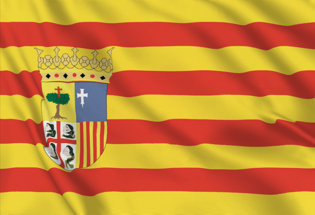 Flag Aragon