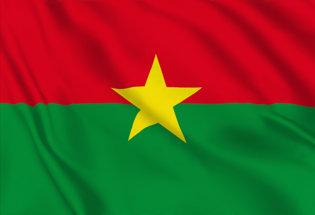 Bandera Burkina Faso