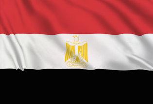 Bandera Egipto