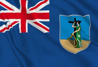 Flag Montserrat