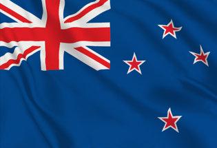 Bandera Nueva Zelanda