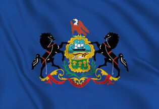 Flag Pennsylvania