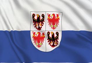 Flag Trentino-Alto-Adige