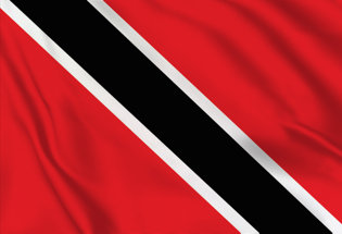 Flag Trinidad Tobago
